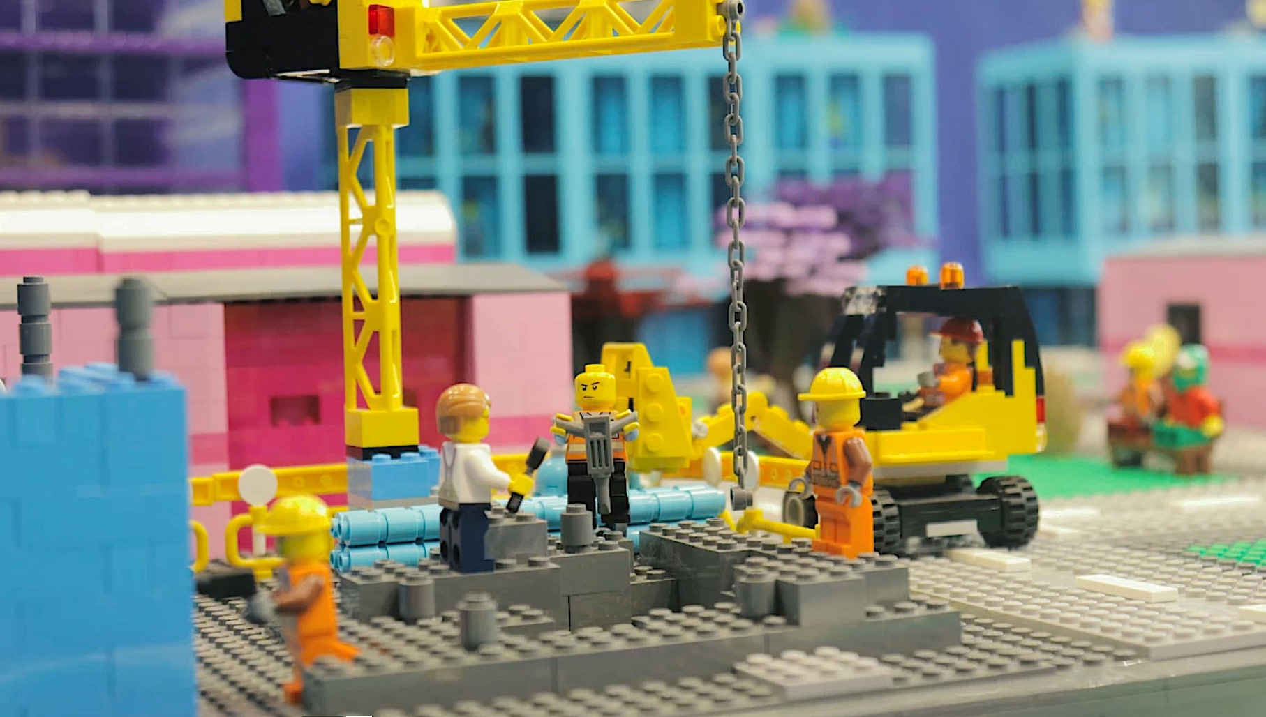 Pen Underwriting LEGO corporate film